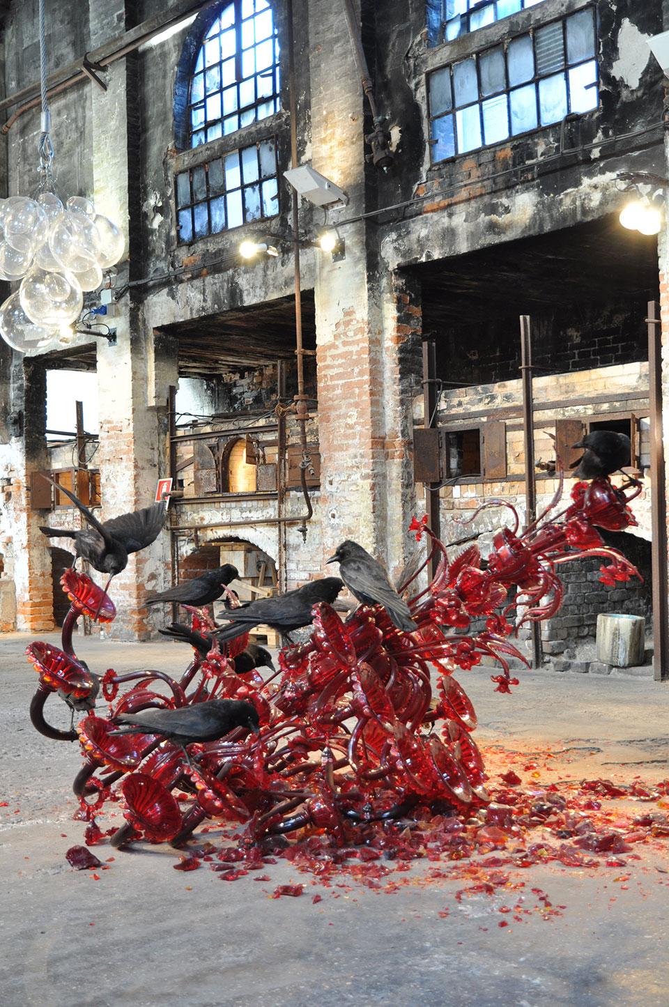 Glasstress Венеция 2011