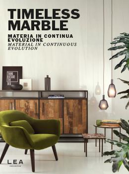 LEA catalogue timeless marble