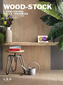 LEA catalogue wood stock