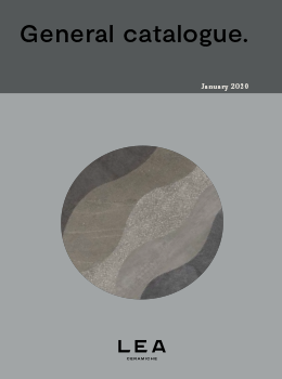 LEA General Catalogue 2020