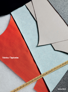 AW fabric and leather collections 2020