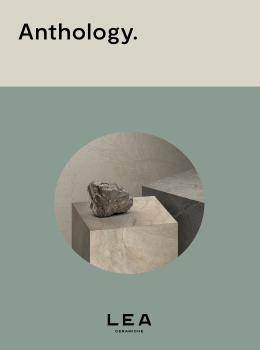 LEA atalogue Anthology Lea Ceramiche
